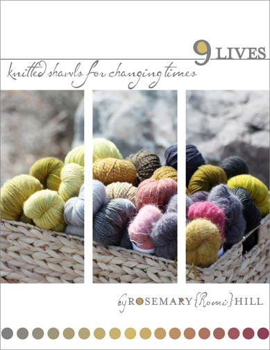 9 Lives: Knitted Shawls for Changing Times eBook Cover