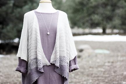 Twin Bridges Sweater lagenlook